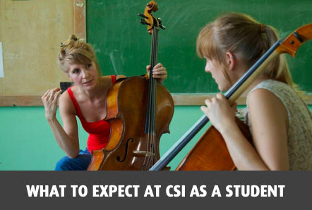 What to expect at CSI as a student