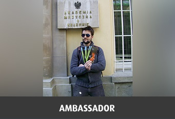 Do you want to know more about being our ambassador? Click for details.